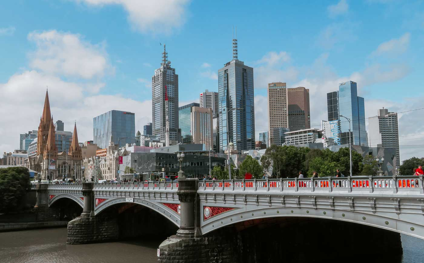 Connecting to the Future of Melbourne's Urban Mobility