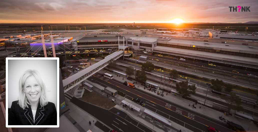 The Chronicles of THINK: Melbourne Airport