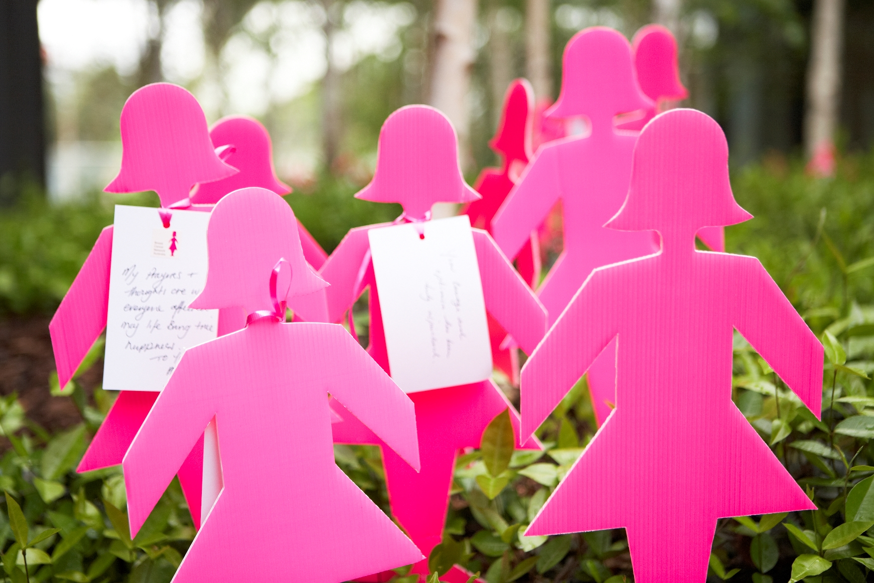 Breast Cancer Awareness Month: Let's THINK Pink